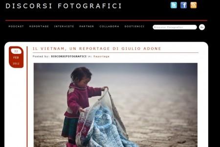Intervista su Discorsi Fotografici